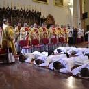 Kandydaci do Święceń diakonatu